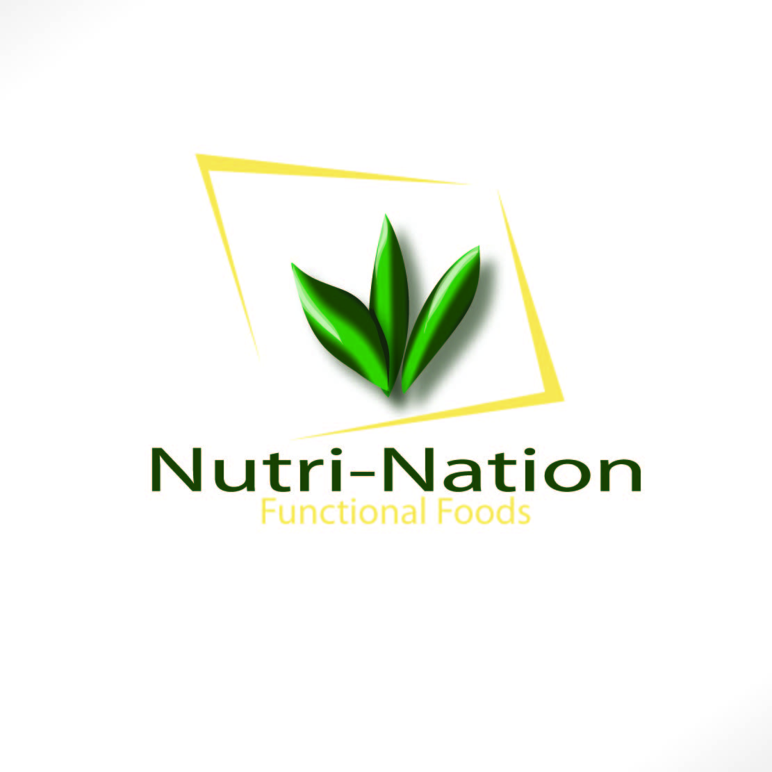 Logo Design by Saunter - Entry No. 108 in the Logo Design Contest Nutri-Nation Functional Foods Logo.