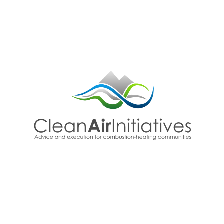 Logo Design by untung - Entry No. 102 in the Logo Design Contest www.CleanAirInitiatives.com.