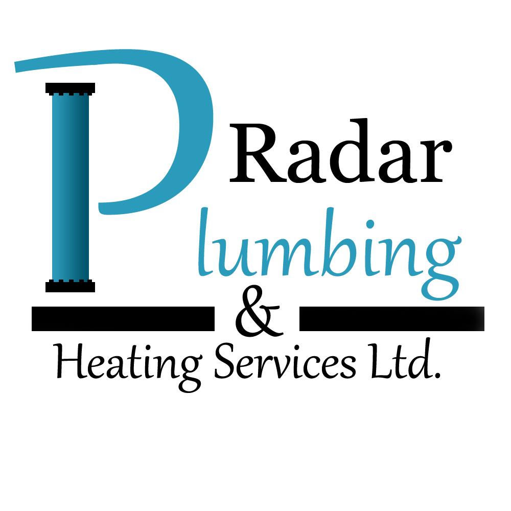 Logo Design by Alejandro Albite Jr - Entry No. 1 in the Logo Design Contest Inspiring Logo Design for Radar Plumbing & Heating Services Ltd..