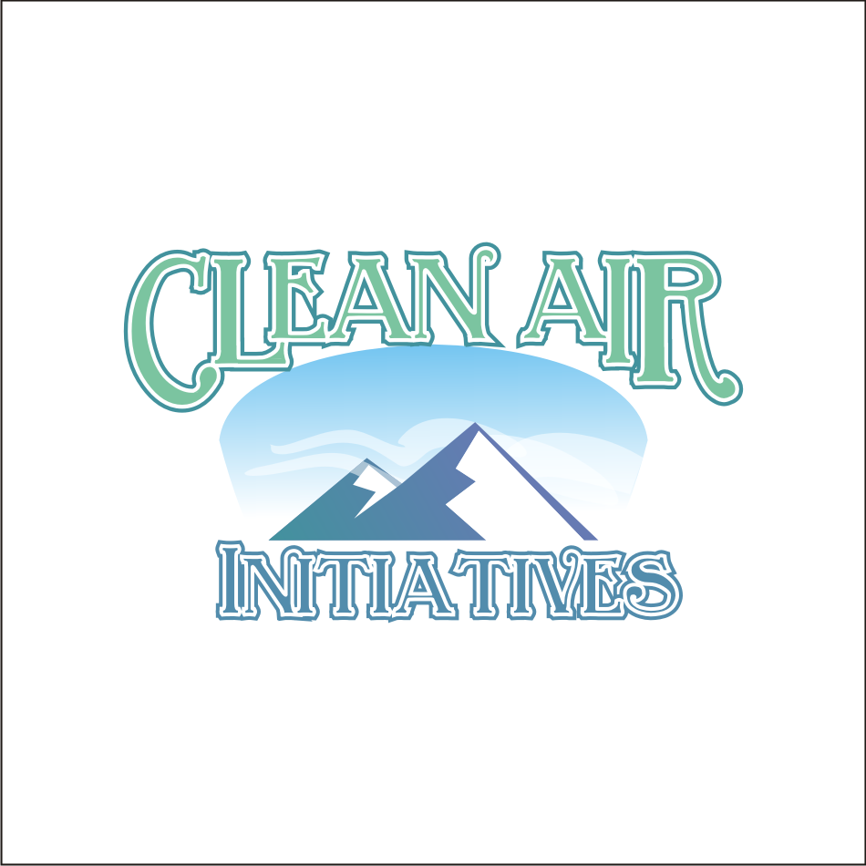 Logo Design by vector.five - Entry No. 105 in the Logo Design Contest www.CleanAirInitiatives.com.