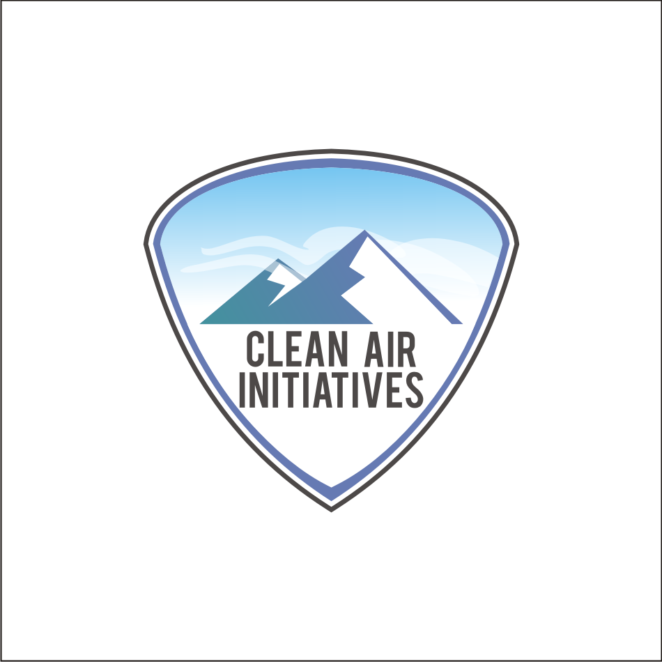 Logo Design by vector.five - Entry No. 110 in the Logo Design Contest www.CleanAirInitiatives.com.