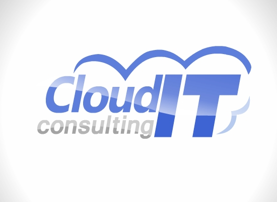 Logo Design by Jessica Pearce - Entry No. 37 in the Logo Design Contest Captivating Logo Design for Cloud IT Consulting.