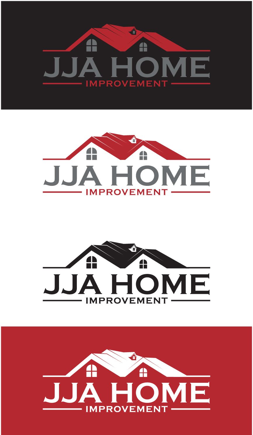 Logo Design By Ngepet_art   Entry No. 15 In The Logo Design Contest JJA Home