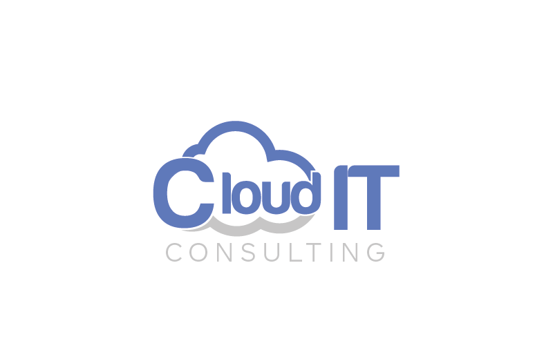 Logo Design by roc - Entry No. 43 in the Logo Design Contest Captivating Logo Design for Cloud IT Consulting.
