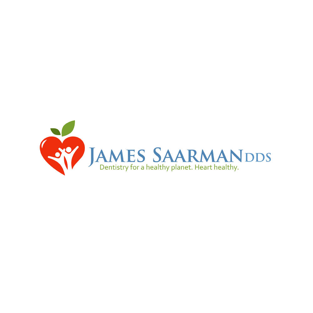 Logo Design by Robert Turla - Entry No. 41 in the Logo Design Contest Unique Logo Design Wanted for James Saarman DDS.