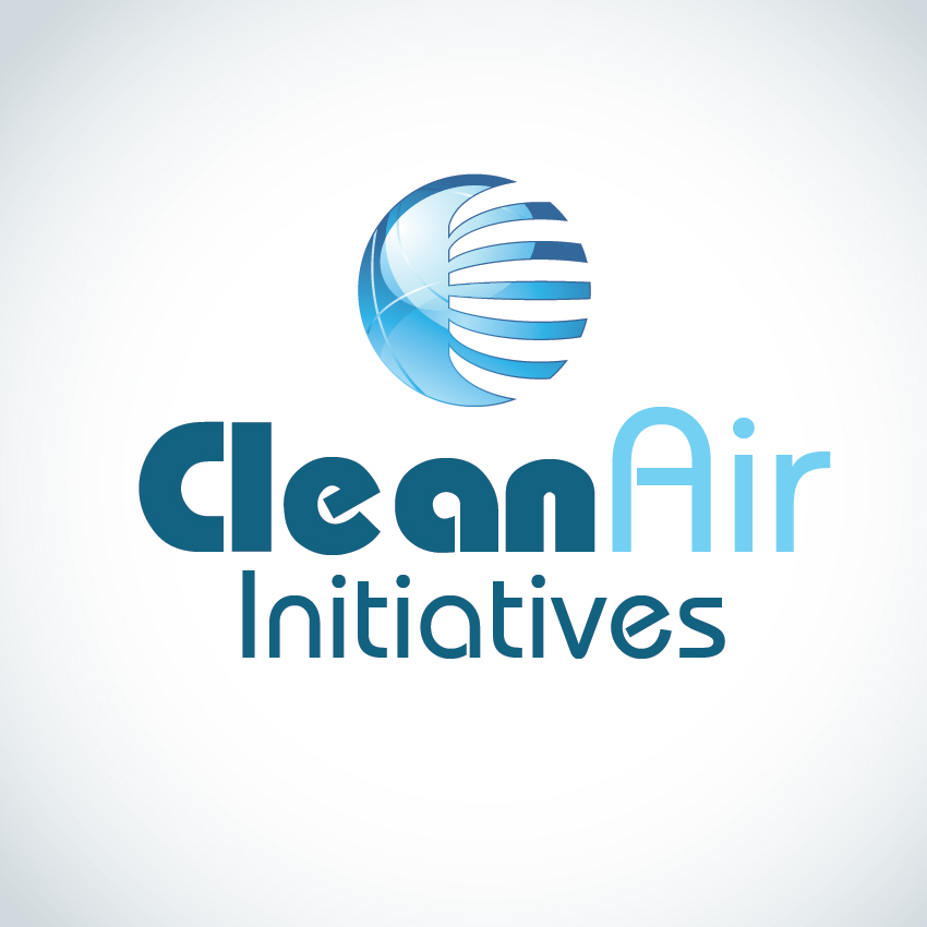Logo Design by aesthetic-art - Entry No. 114 in the Logo Design Contest www.CleanAirInitiatives.com.