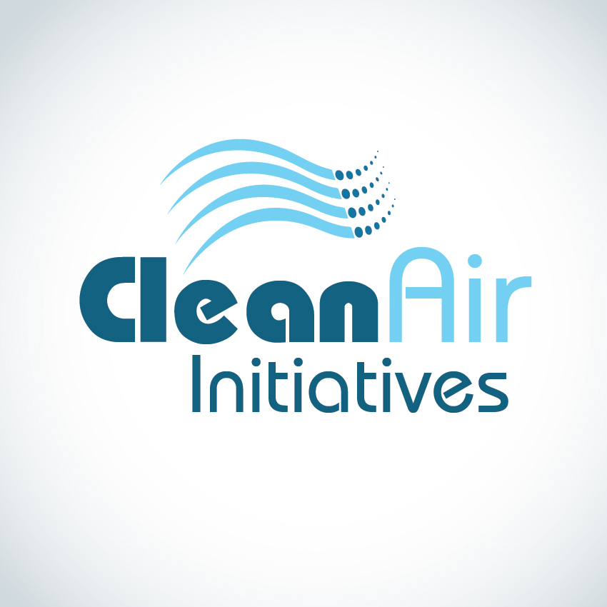 Logo Design by aesthetic-art - Entry No. 115 in the Logo Design Contest www.CleanAirInitiatives.com.