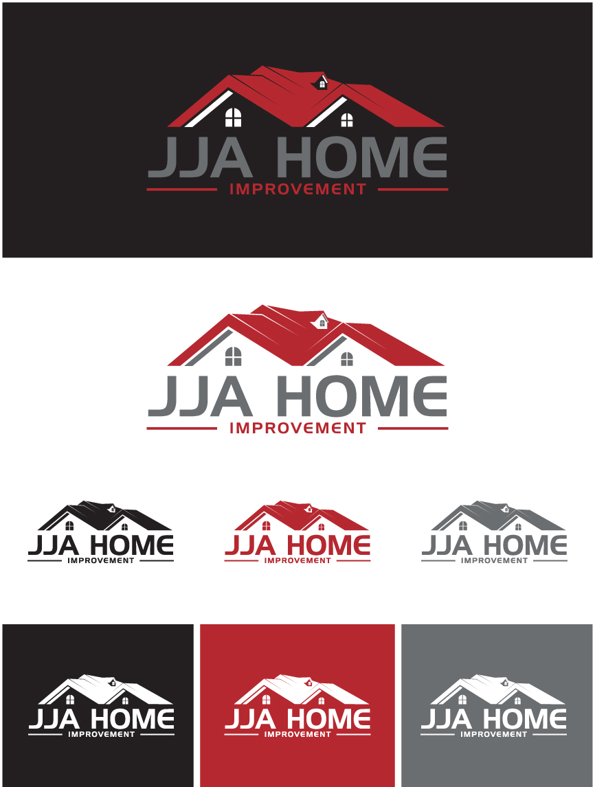 Wonderful Logo Design By Ngepet_art   Entry No. 42 In The Logo Design Contest JJA Home