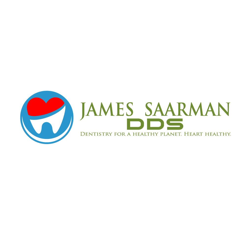 Logo Design by Runz - Entry No. 46 in the Logo Design Contest Unique Logo Design Wanted for James Saarman DDS.