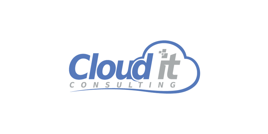Logo Design by RasYa Muhammad Athaya - Entry No. 71 in the Logo Design Contest Captivating Logo Design for Cloud IT Consulting.