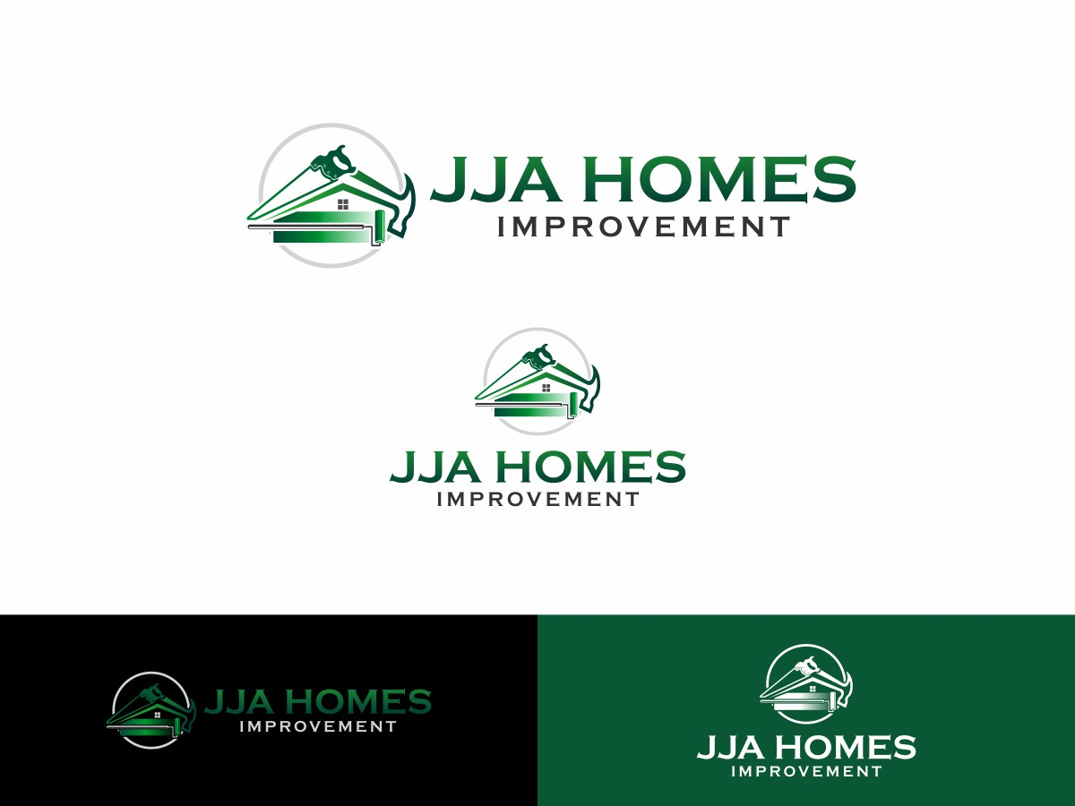 Exceptional Logo Design By Mhon_Rose   Entry No. 45 In The Logo Design Contest JJA Home Part 29