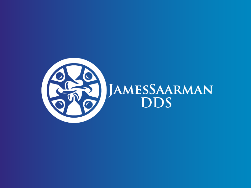 Logo Design by brands_in - Entry No. 63 in the Logo Design Contest Unique Logo Design Wanted for James Saarman DDS.