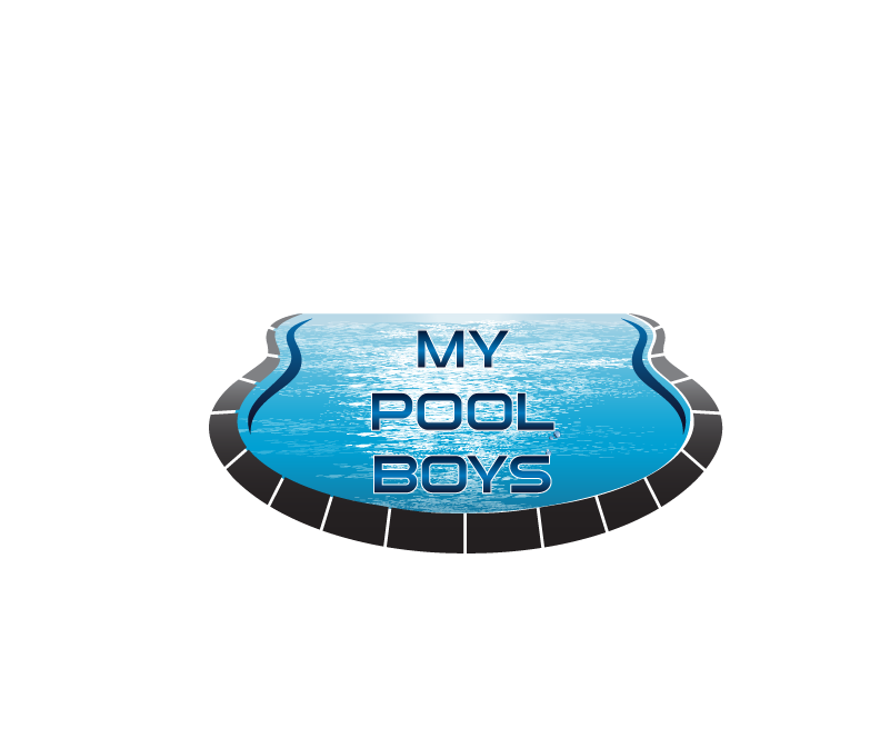 Logo Design by Private User - Entry No. 11 in the Logo Design Contest Artistic Logo Design for MyPoolBoys.