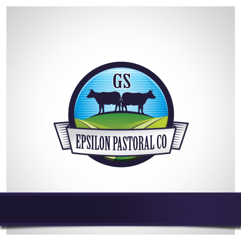 Logo Design by Puspita Wahyuni - Entry No. 5 in the Logo Design Contest Imaginative Logo Design for EPSILON PASTORAL CO.