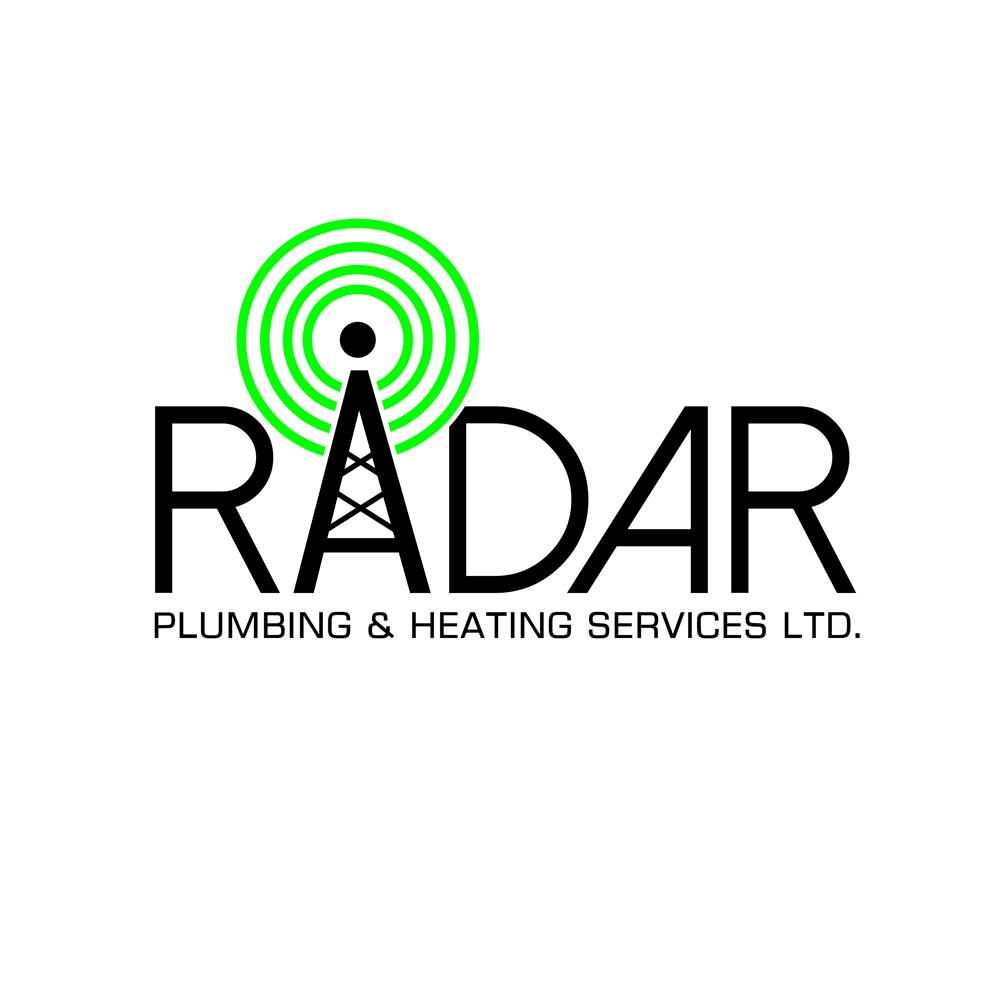 Logo Design by Robert Turla - Entry No. 27 in the Logo Design Contest Inspiring Logo Design for Radar Plumbing & Heating Services Ltd..