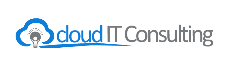 Logo Design by Waqar Ahmed - Entry No. 88 in the Logo Design Contest Captivating Logo Design for Cloud IT Consulting.