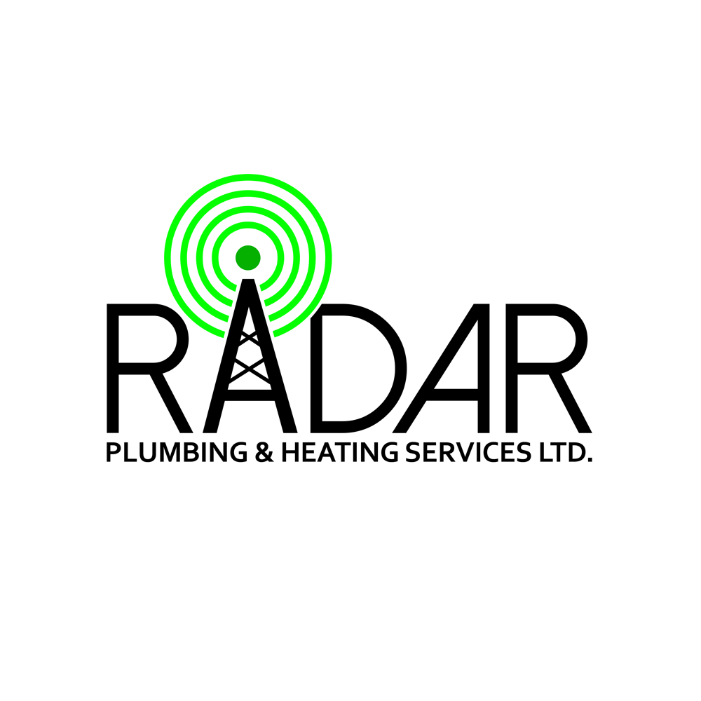 Logo Design by Robert Turla - Entry No. 41 in the Logo Design Contest Inspiring Logo Design for Radar Plumbing & Heating Services Ltd..