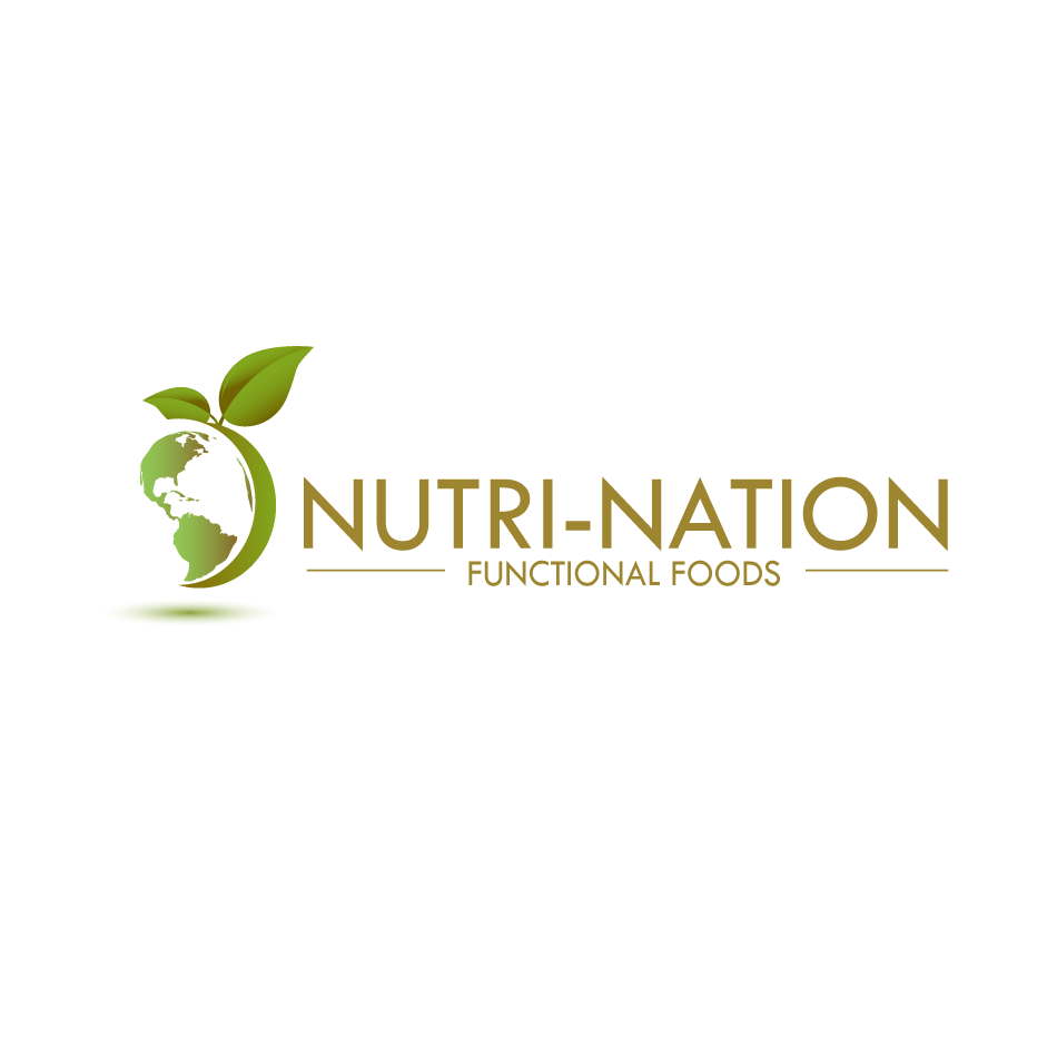 Logo Design by moonflower - Entry No. 114 in the Logo Design Contest Nutri-Nation Functional Foods Logo.