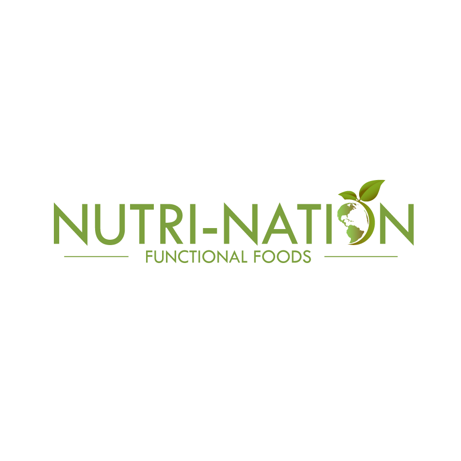 Logo Design by moonflower - Entry No. 115 in the Logo Design Contest Nutri-Nation Functional Foods Logo.