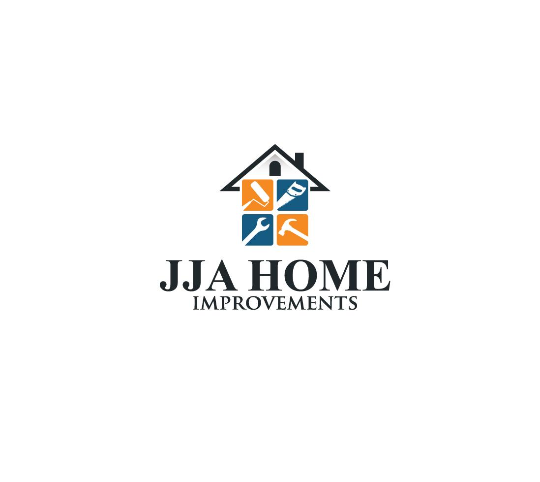 Logo Design Contests » JJA Home Improvement Logo Design » Design No ...