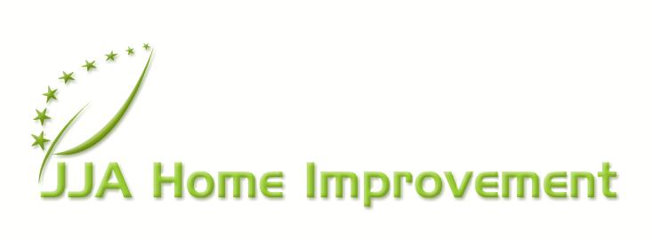 Logo Design by Waqar Ahmed - Entry No. 78 in the Logo Design Contest JJA Home Improvement  Logo Design.