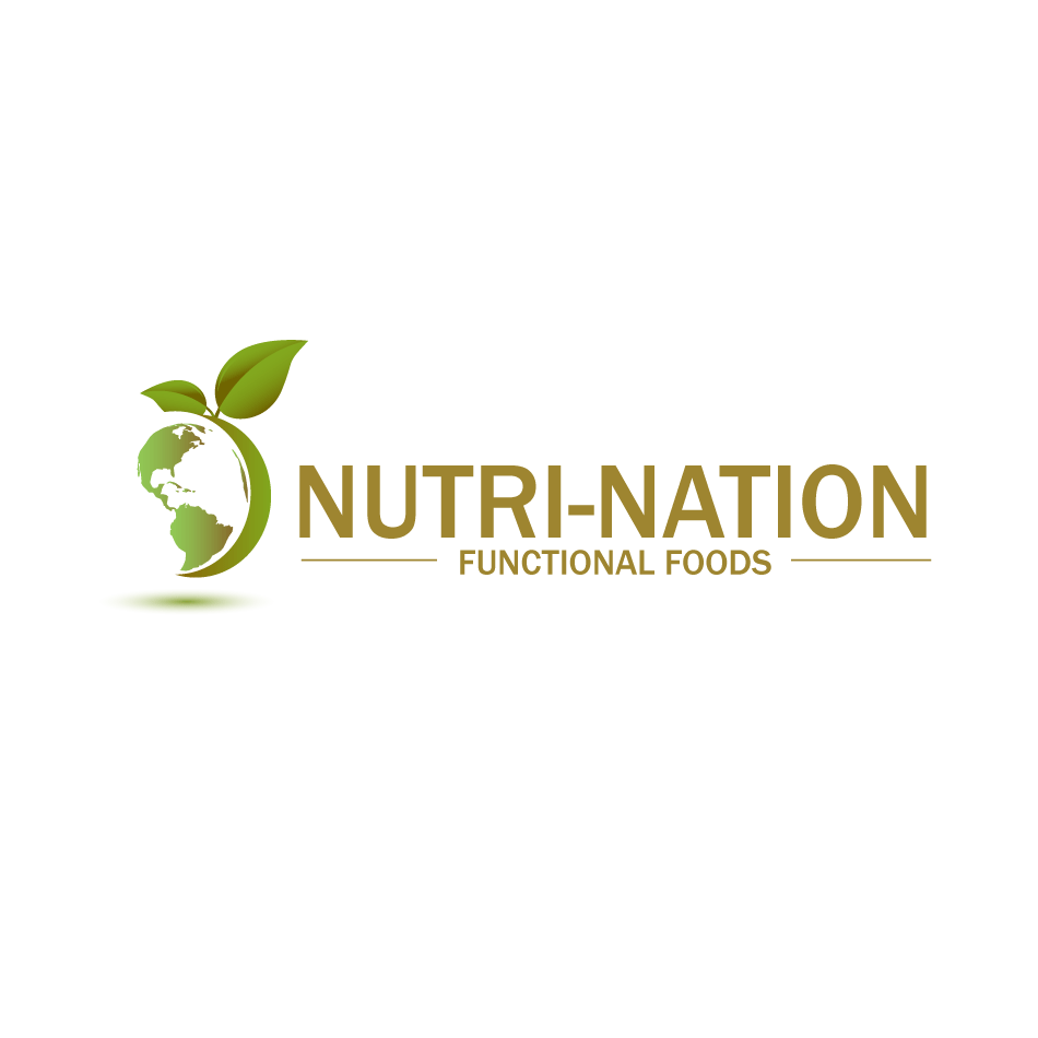 Logo Design by moonflower - Entry No. 116 in the Logo Design Contest Nutri-Nation Functional Foods Logo.