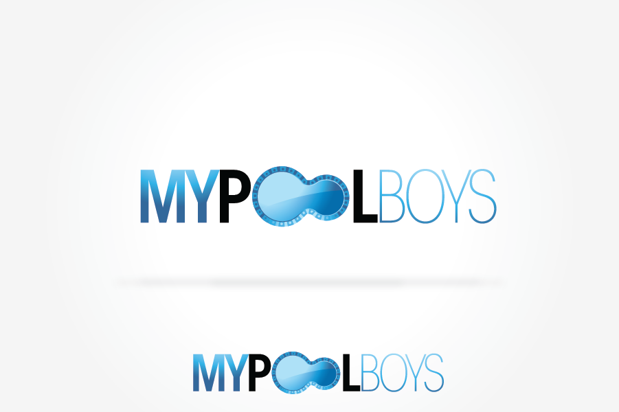 Logo Design by mosby - Entry No. 50 in the Logo Design Contest Artistic Logo Design for MyPoolBoys.
