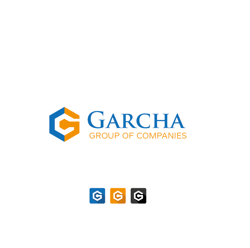 Logo Design by roc - Entry No. 7 in the Logo Design Contest New Logo Design for Garcha Group of Companies.