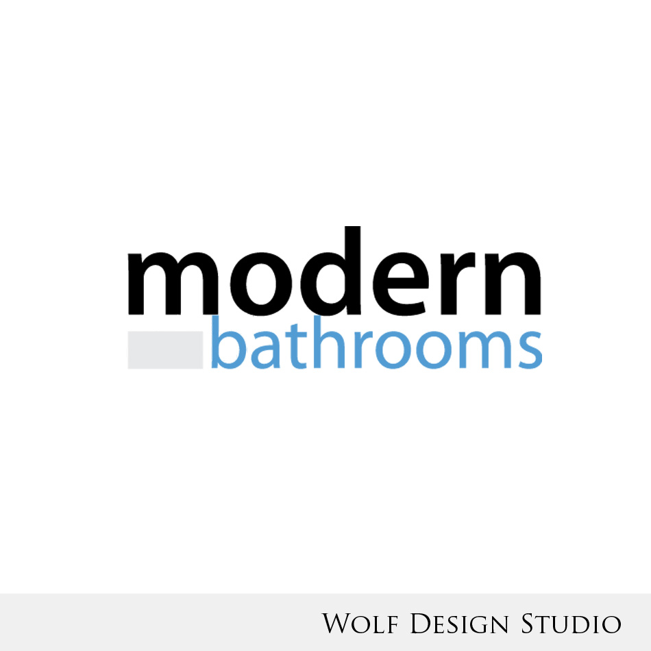 Business Card Design by wolf - Entry No. 127 in the Business Card Design Contest modernbathrooms.ca image enhancement.