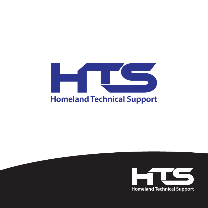 Logo Design by rei - Entry No. 39 in the Logo Design Contest Captivating Logo Design for Homeland Technical Support.