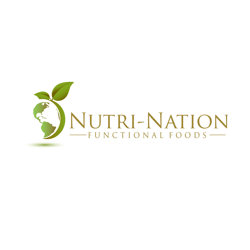 Logo Design by moonflower - Entry No. 123 in the Logo Design Contest Nutri-Nation Functional Foods Logo.