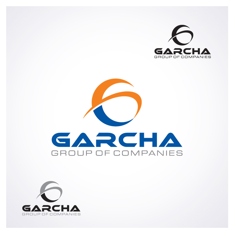 Logo Design by Puspita Wahyuni - Entry No. 50 in the Logo Design Contest New Logo Design for Garcha Group of Companies.