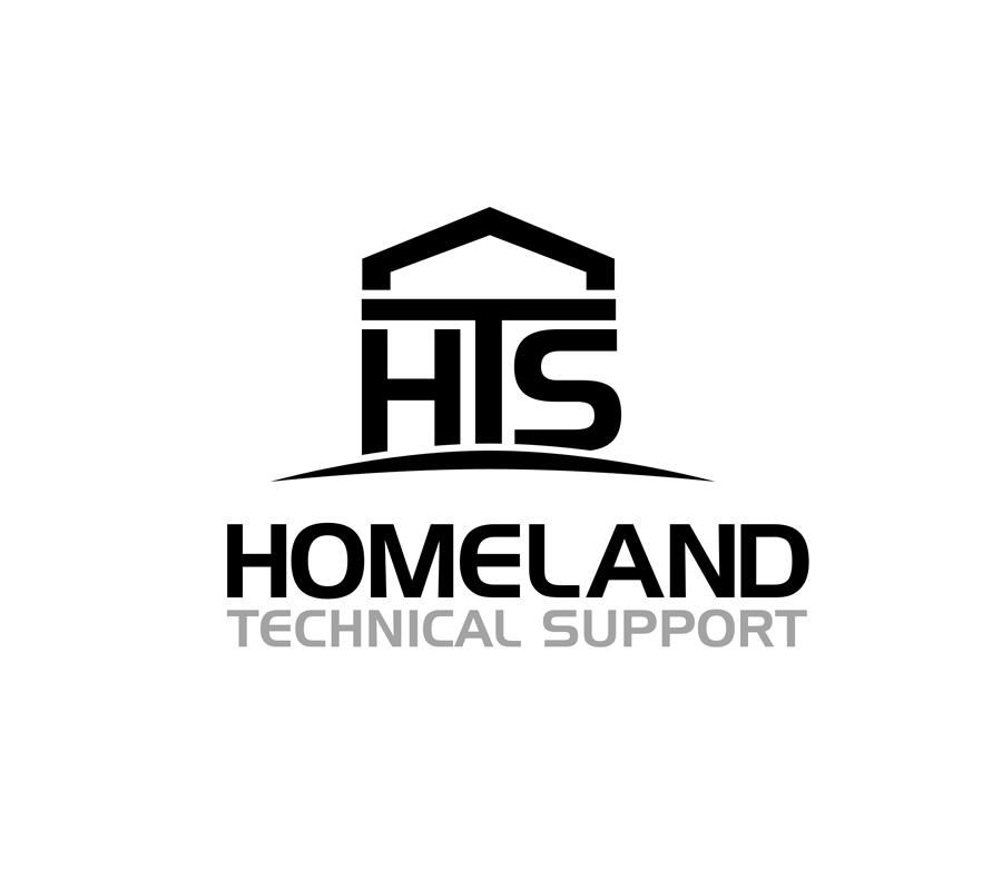 Logo Design by Private User - Entry No. 49 in the Logo Design Contest Captivating Logo Design for Homeland Technical Support.