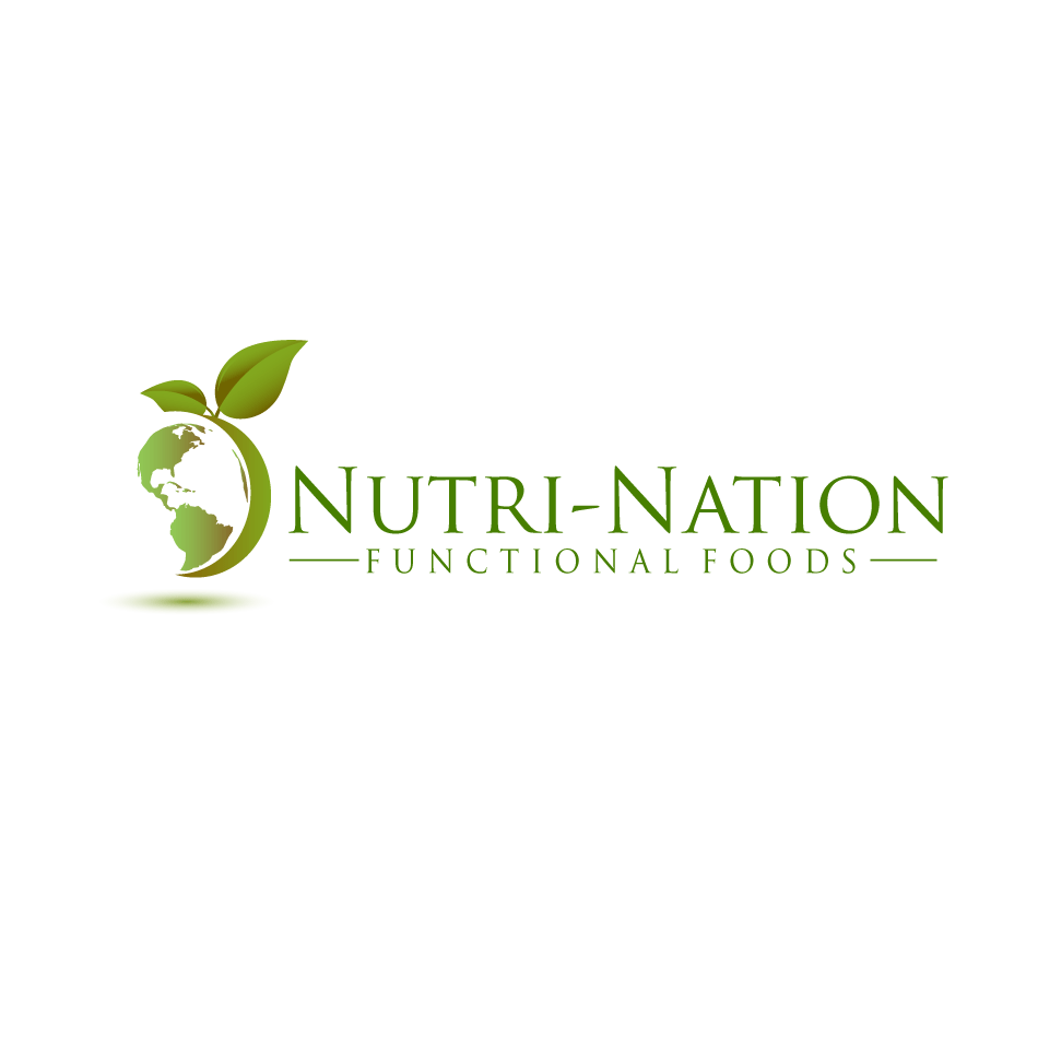Logo Design by moonflower - Entry No. 124 in the Logo Design Contest Nutri-Nation Functional Foods Logo.