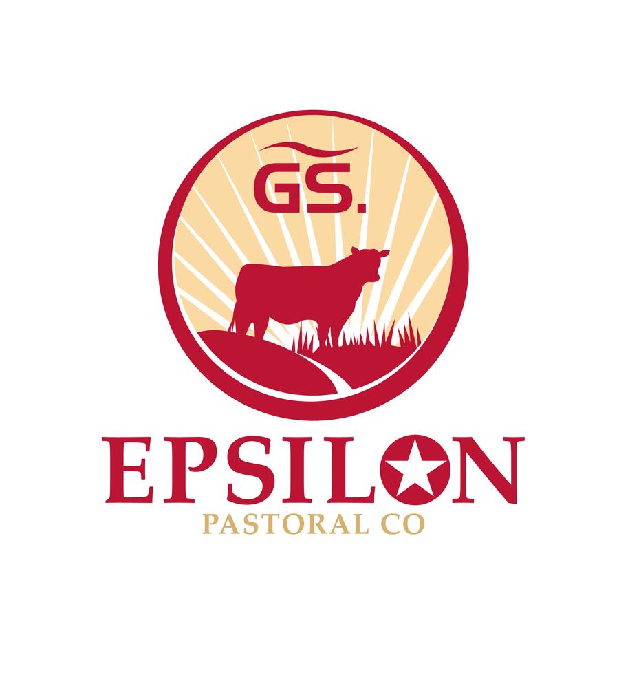 Logo Design by Private User - Entry No. 106 in the Logo Design Contest Imaginative Logo Design for EPSILON PASTORAL CO.