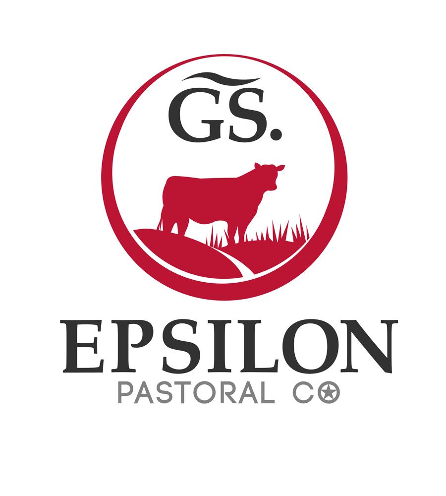 Logo Design by Private User - Entry No. 121 in the Logo Design Contest Imaginative Logo Design for EPSILON PASTORAL CO.