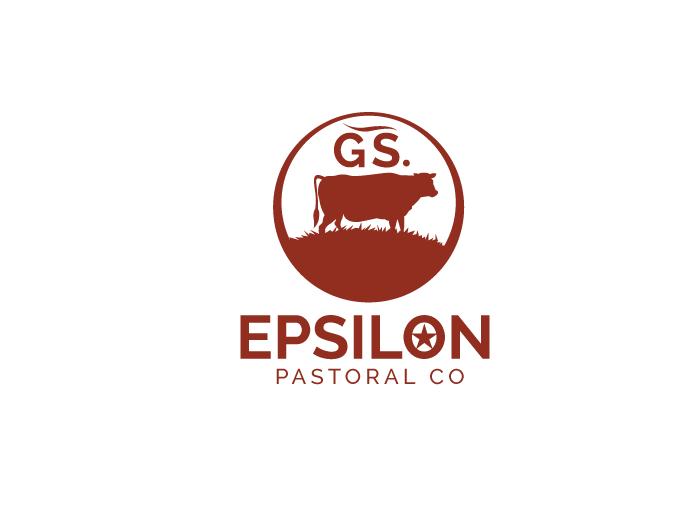 Logo Design by Jan Chua - Entry No. 155 in the Logo Design Contest Imaginative Logo Design for EPSILON PASTORAL CO.