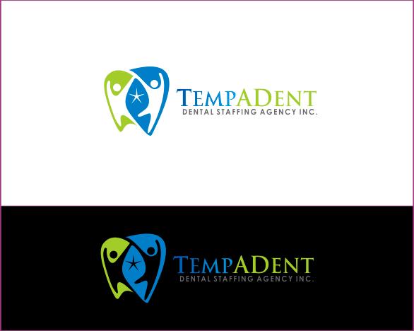 Logo Design by Armada Jamaluddin - Entry No. 47 in the Logo Design Contest Artistic Logo Design for TempADent Dental Staffing Agency Inc..