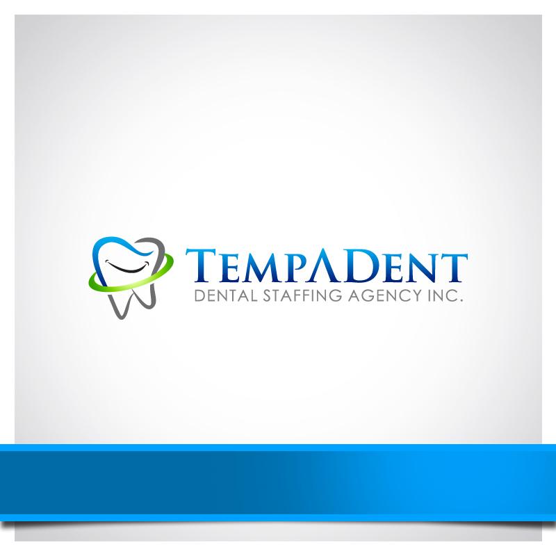 Logo Design by Puspita Wahyuni - Entry No. 56 in the Logo Design Contest Artistic Logo Design for TempADent Dental Staffing Agency Inc..