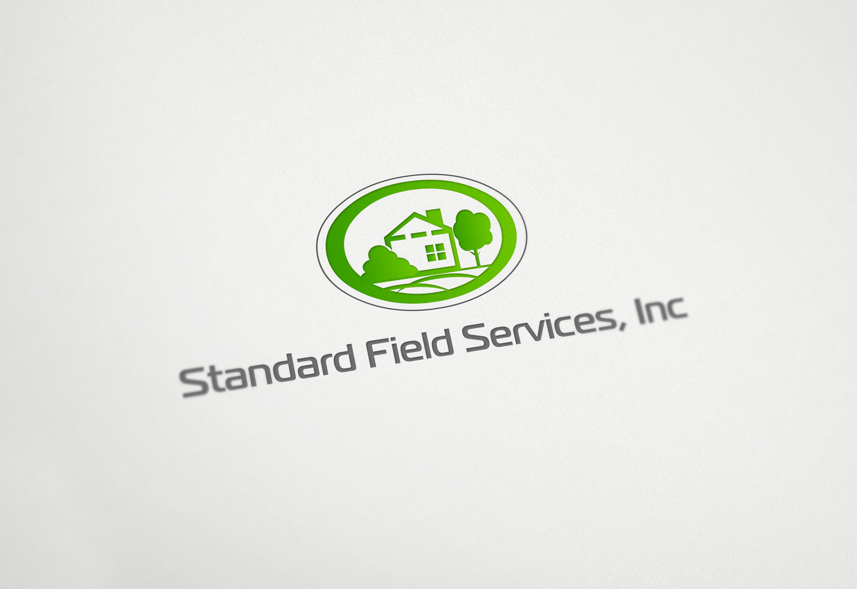 Logo Design by Private User - Entry No. 24 in the Logo Design Contest Inspiring Logo Design for Standard Field Services, Inc..