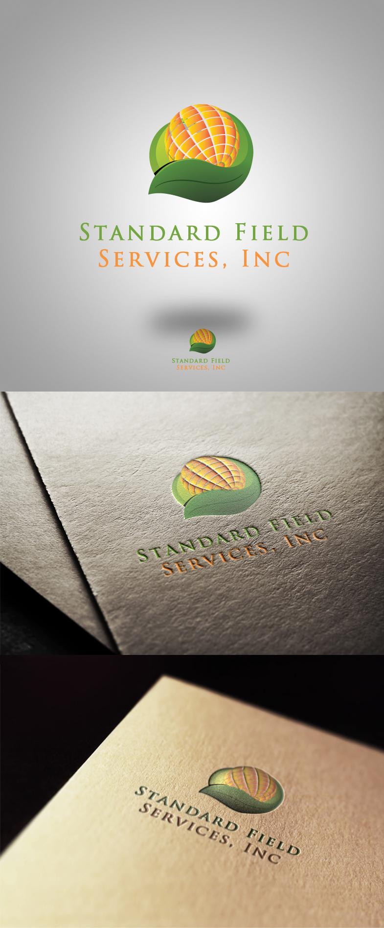 Logo Design by Dmitriy Belyaev - Entry No. 30 in the Logo Design Contest Inspiring Logo Design for Standard Field Services, Inc..