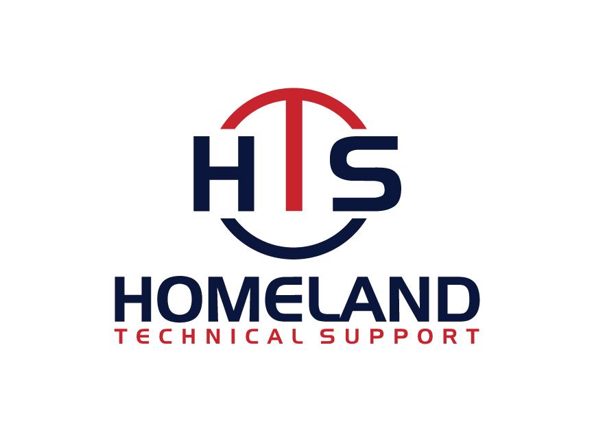 Logo Design by RasYa Muhammad Athaya - Entry No. 118 in the Logo Design Contest Captivating Logo Design for Homeland Technical Support.