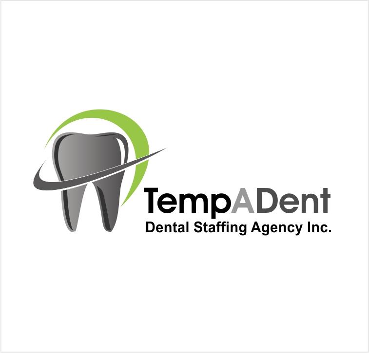 Logo Design by Private User - Entry No. 64 in the Logo Design Contest Artistic Logo Design for TempADent Dental Staffing Agency Inc..