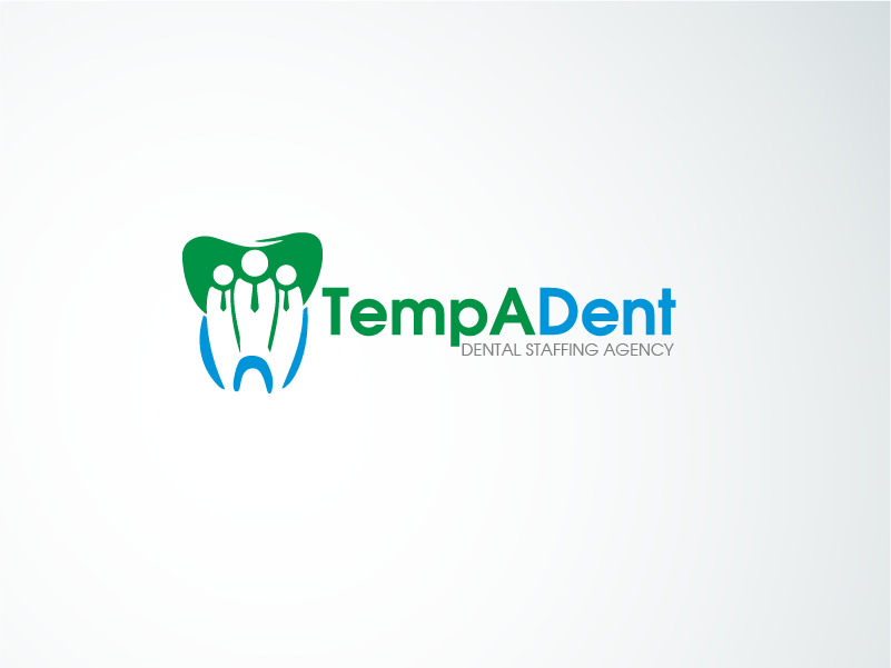 Logo Design by Private User - Entry No. 67 in the Logo Design Contest Artistic Logo Design for TempADent Dental Staffing Agency Inc..