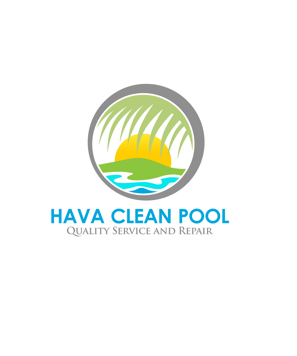 pool service logo. Logo Design By Private User - Entry No. 22 In The Contest Hava Pool Service