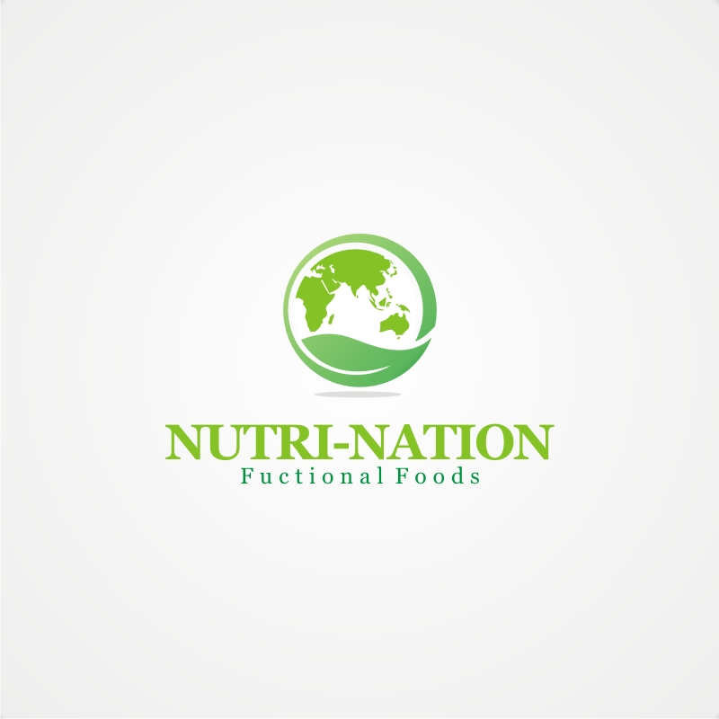 Logo Design by Private User - Entry No. 127 in the Logo Design Contest Nutri-Nation Functional Foods Logo.