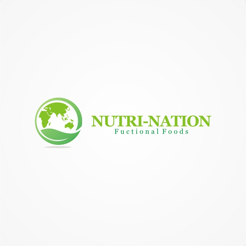 Logo Design by Private User - Entry No. 128 in the Logo Design Contest Nutri-Nation Functional Foods Logo.