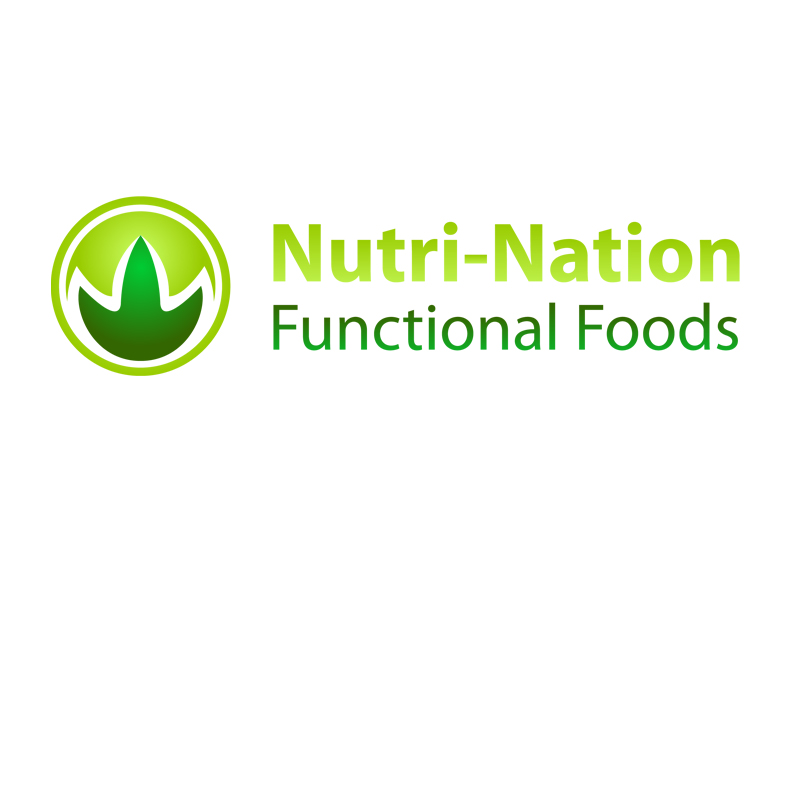 Logo Design by zams - Entry No. 129 in the Logo Design Contest Nutri-Nation Functional Foods Logo.