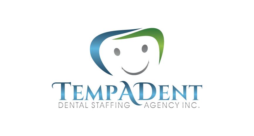 Logo Design by RasYa Muhammad Athaya - Entry No. 86 in the Logo Design Contest Artistic Logo Design for TempADent Dental Staffing Agency Inc..