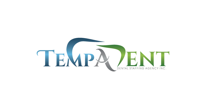 Logo Design by RasYa Muhammad Athaya - Entry No. 88 in the Logo Design Contest Artistic Logo Design for TempADent Dental Staffing Agency Inc..